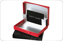 Gift Card Holders/Seals